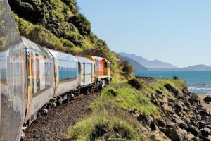 Awards trifecta for KiwiRail