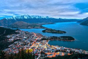 NZ weekly hotel results: A winter bump for Queenstown