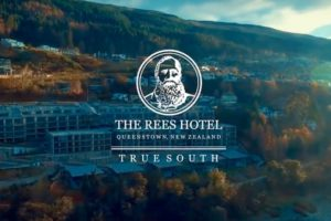 Watch: The Rees Hotel Queenstown brand video refresh