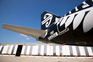 Air NZ secures government travel contract