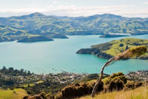Freedom camping restricted at Akaroa
