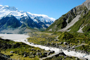 Planes, cars and buses: What's in and what's out of DOC's Mt Cook plans