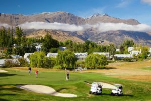 Golf conferences to tee off in Queenstown