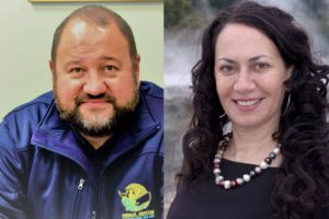 Whale Watch's Ngapora, Te Arawa's Neville join TNZ board