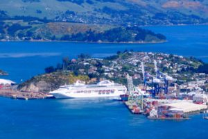 Port Otago: Cruise to pump $75m into Dunedin for FY19