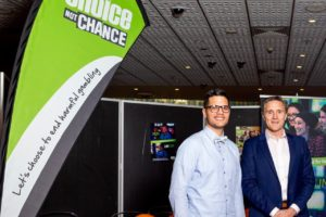 SKYCITY pitches in for Gambling Harm Awareness Week