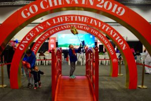 Davis to attend China-NZ Year of Tourism closing ceremony