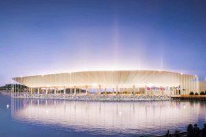 $1.8bn Auckland waterfront stadium unveiled