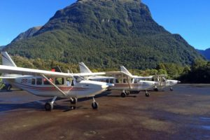 Glenorchy Air co-owner dies after fall
