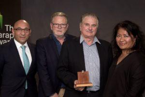 Tranzit books supreme win at inaugural business awards