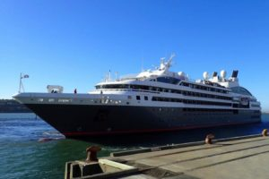 "$100k cruise fine – ""pure good luck"" disaster averted"