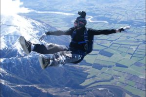 New Zealand Skydiving School jumps into commercial skydiving diploma