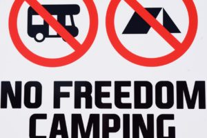 Locals express concern over Tasman freedom camping