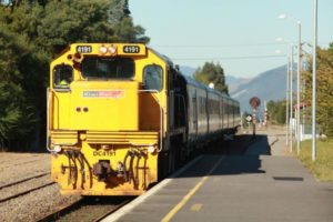 Wairarapa train services to resume from next week