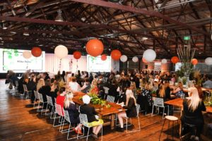 Auckland's Shed 10 plays host to business events heavy-hitters