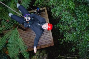 Buy Side/Sell Side: Rotorua Canopy Tours' Paul Button
