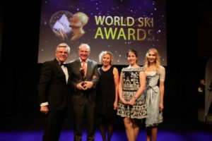 South Island out in force at World Ski awards