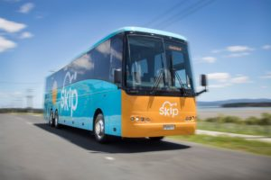 New staff, new vehicles in InterCity venture, Skip