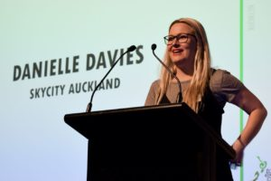 Davies' double marks big year for rising tourism star