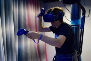 Industry enters new REALM with VR product launch