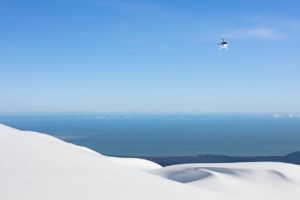 NTT adds West Coast scenic flights with launch of Vantage Helicopters