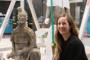 Te Papa preps new Toi Art for Terracotta Warriors