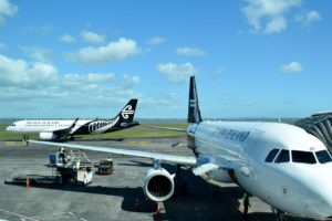 Flat August for Air NZ domestic market