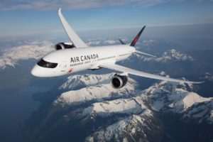 New Air Canada service to boost NZ tourism