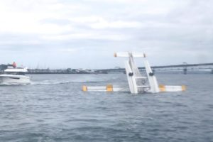 Auckland Seaplanes aircraft ditches