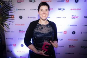 TIA's Emily Byrne triumphs at NZ events awards