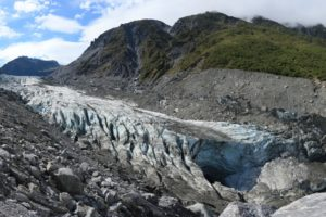 "…while road slip forces Fox Glacier operators into ""frustrating"" limbo"