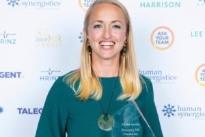 AJ Hackett's Gillingham recognised at HR awards