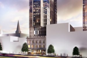 NZTE: Three years after Project Palace launch, 1 hotel being built