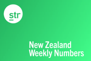 NZ hotel results for week ending 13 April