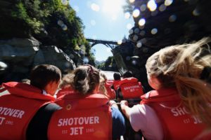 NTT: Hukafalls, Shotover jet boat operations to reopen