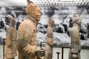 Te Papa's Terracotta Warriors smashes visitor target