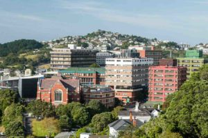 Wellington academics in business events drive