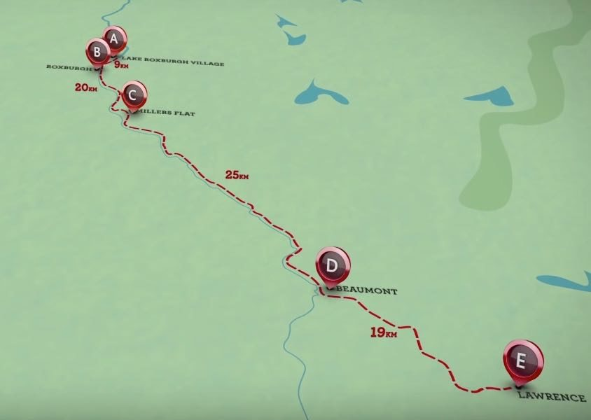 PGF invests $6.5m in Otago cycle trail