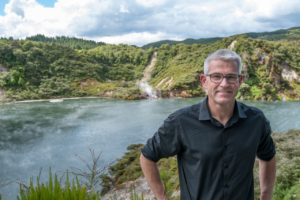 Waimangu Volcanic Valley's David Blackmore
