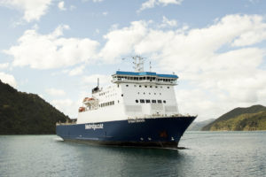 Bluebridge to run limited ferries after Picton wharf damage