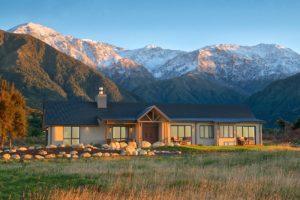 Kaikōura luxury lodge comes to market for $1.65m+