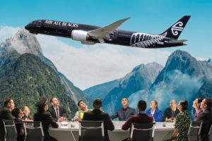 Air NZ's new safety video: Air All Blacks
