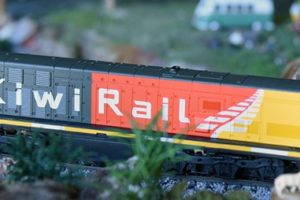 Model railway for MOTAT, KiwiRail