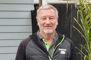 Mangawhai Heads Holiday Park's Richard Gunson