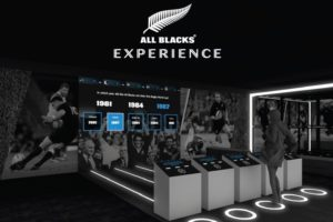 All Blacks Experience – Kaea / Business Manager