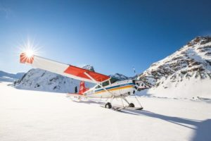 Mount Cook Ski Planes & Helicopters wins business award