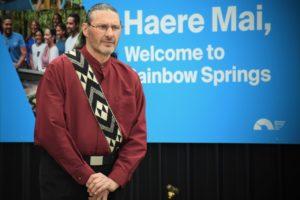 Watch: NTT's Rainbow Springs opens new welcome hub