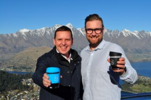 Skyline Queenstown cuts single-use cups