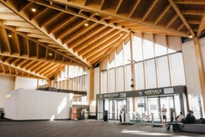New $32m Nelson Airport terminal opens for business
