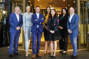 SkyCity unveils leadership team for new hotel management company
